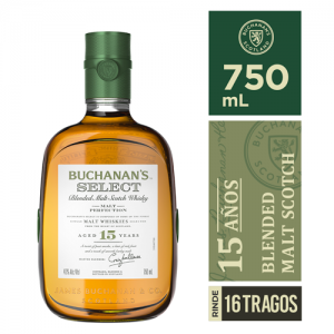 buchananas 15 years