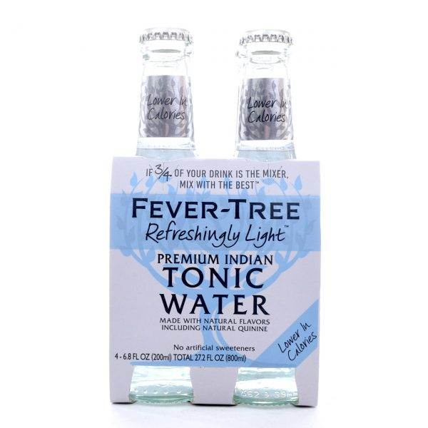 FEVER TREE TONICA WATER refreshingly light