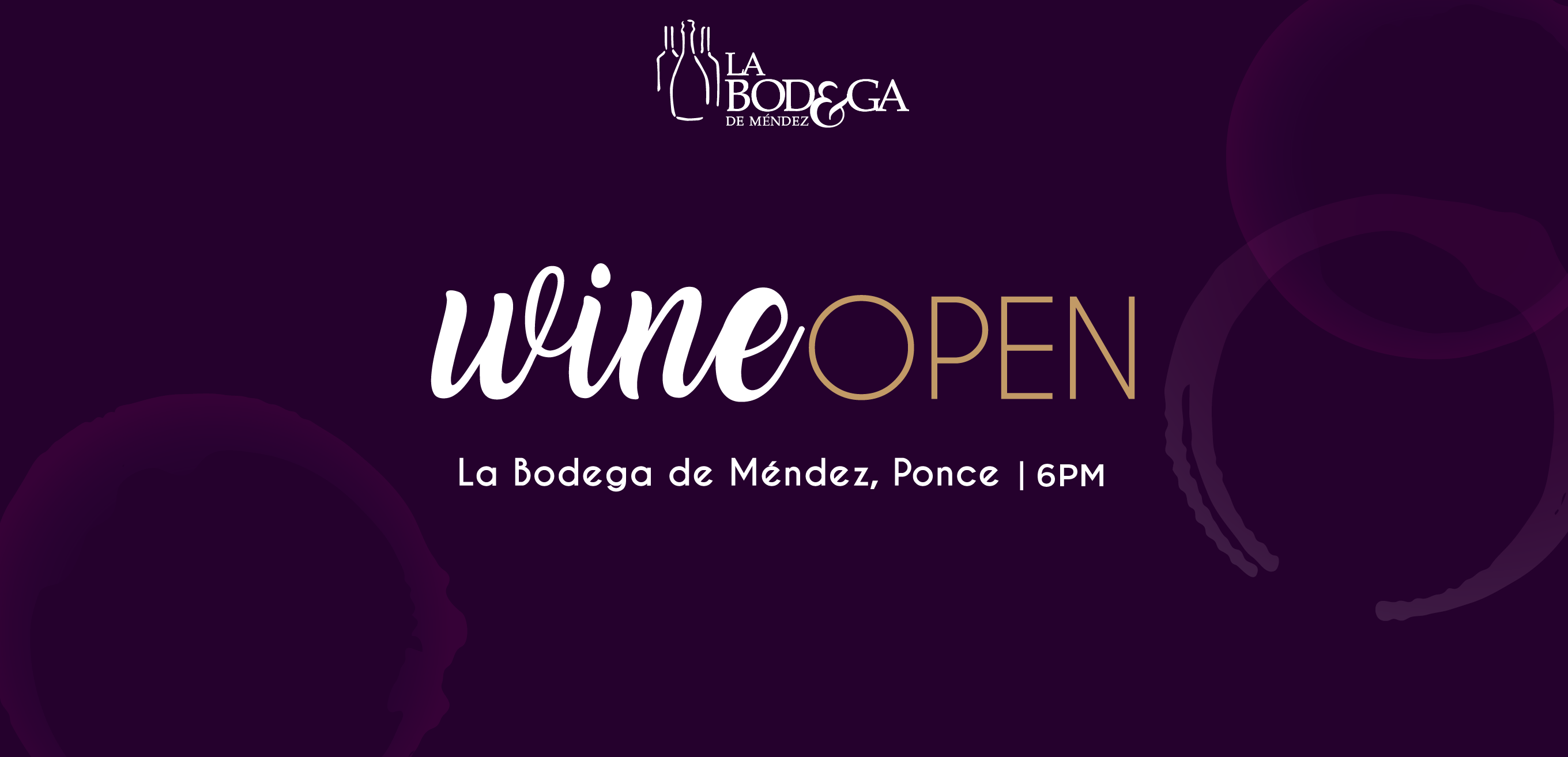Wine Open | Ponce